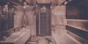 Алые паруса — гостевой WC