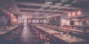 Ресторан Hawkers