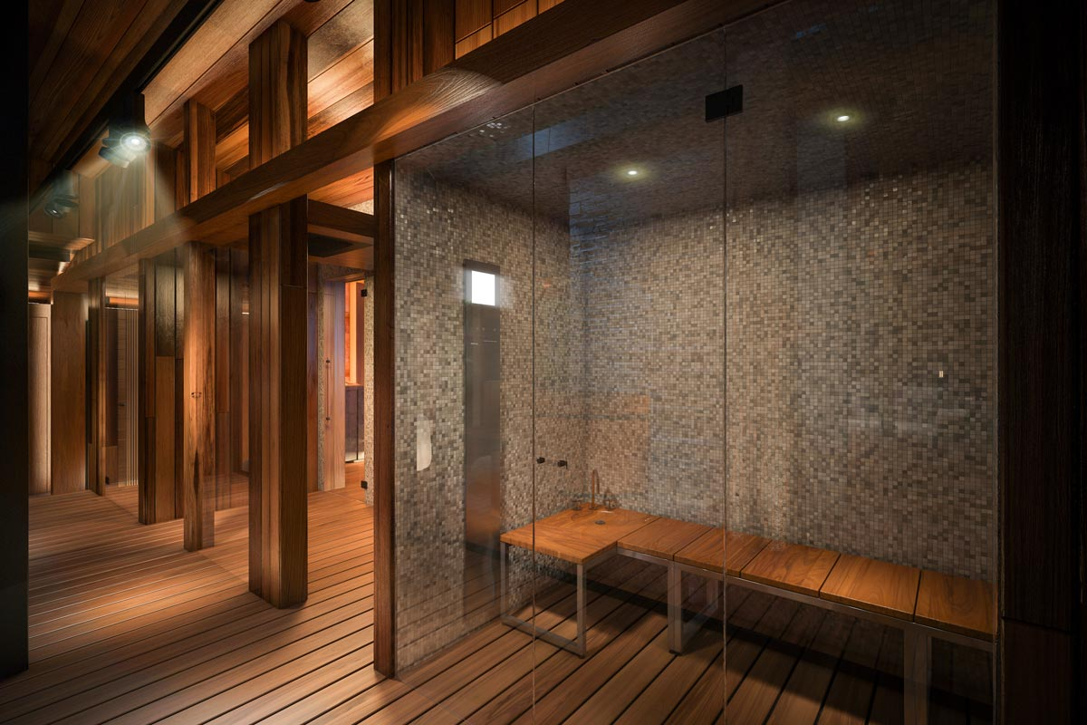 3D Визуализация Эко-Дома в Жуковке - Spa